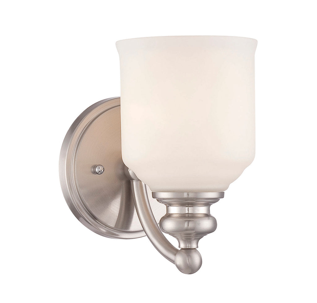 Melrose 1-Light Sconce - Lamps Expo