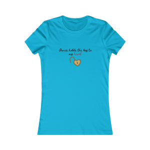 Dance Holds The Key To My Heart Tee