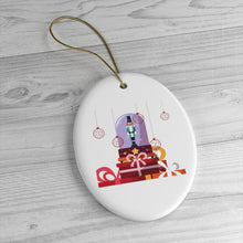 Load image into Gallery viewer, Nutcracker Hanging Ornament