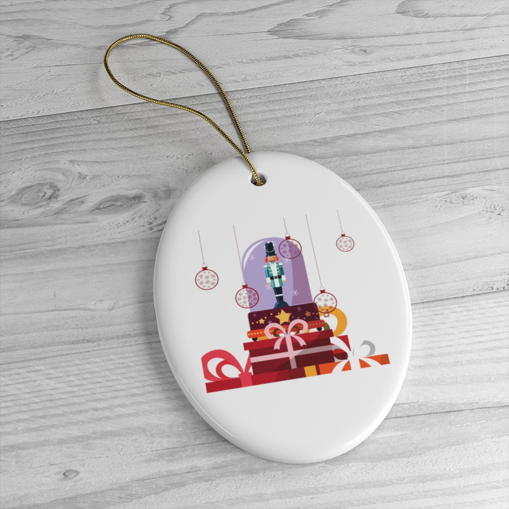 Nutcracker Hanging Ornament