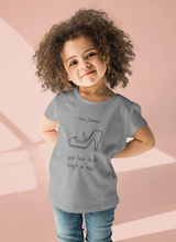 Load image into Gallery viewer, Flamenco Tough As Nails Kids Tee