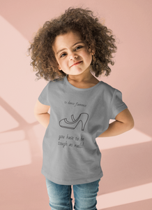 Flamenco Tough As Nails Kids Tee