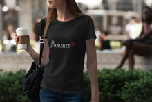 Load image into Gallery viewer, Flamenco and Rose Tee