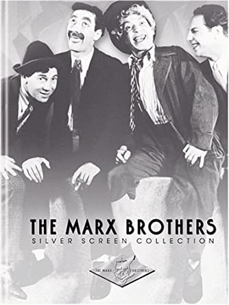 Duck Soup The Marx Brothers Silver Screen Collection DVD