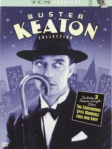 Buster Keaton Collection Disc Two DVD