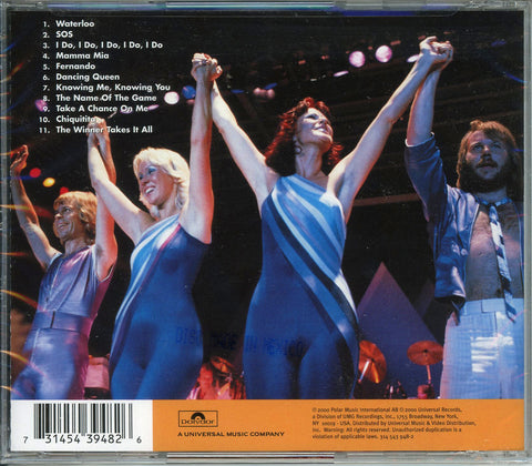 ABBA 20th Century Masters: Millennium Collection CD, New, Sealed