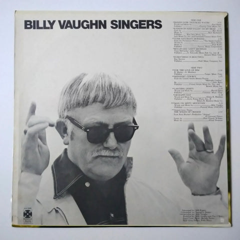 "Billy Vaughn ‎– Everything Is Beautiful 12"" LP Vinyl Record"