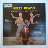 "Perez Prado And His Famous Latin Orchestra - French Latin Orchestra 12"" LP Vinyl Record"