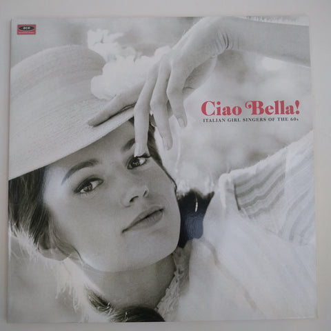 "Various ‎– Ciao Bella! 12"" LP Vinyl Record  Ace ‎– HIQLP 025"
