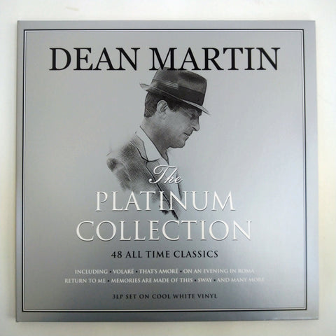 "Dean Martin ‎– The Platinum Collection 12"" LP Vinyl Record"
