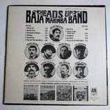 "Baja Marimba Band ‎– Heads Up! ‎– For Animals Only 12"" LP Vinyl Record SP-4123"