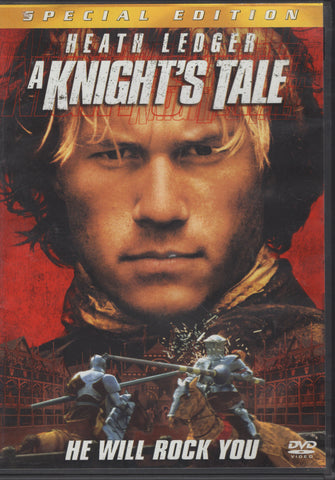 A Knight's Tale (Special Edition), Very Good Condition