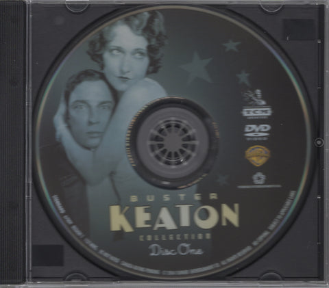 Buster Keaton Collection Disc One DVD