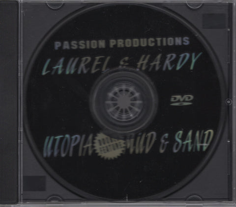 Laurel & Hardy: Utopia / Mud & Sand Double Feature DVD