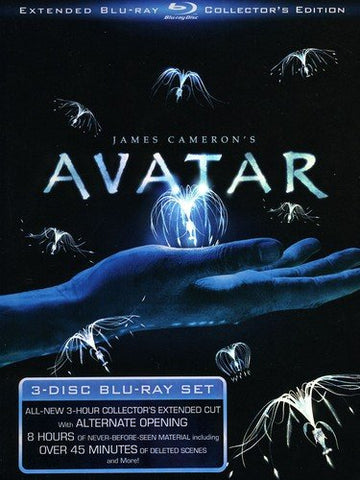 Avatar, Collector's Edition, Extended Collector's Edition, NEW, sealed