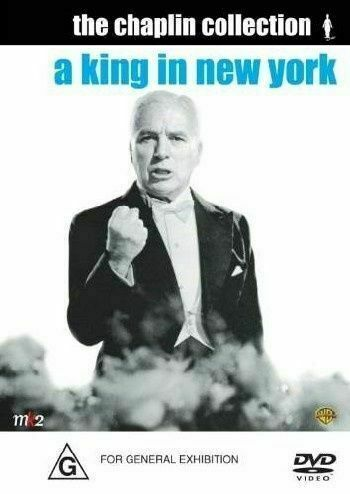 A King in New York: The Chaplin Collection by Charles Chaplin DVD