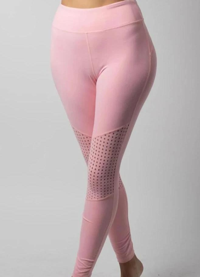 Pretty in Pink Legging