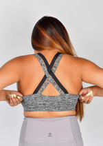 Heather Grey Multi Strap