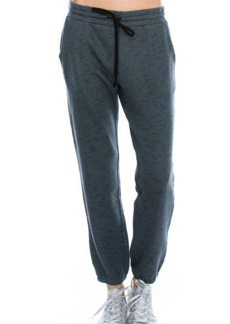 Blue French Terry Sweatpants