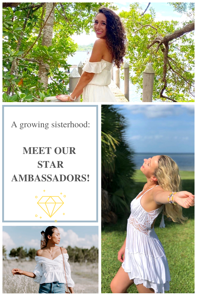beaded jewelry brand ambassador program Tampa, FL