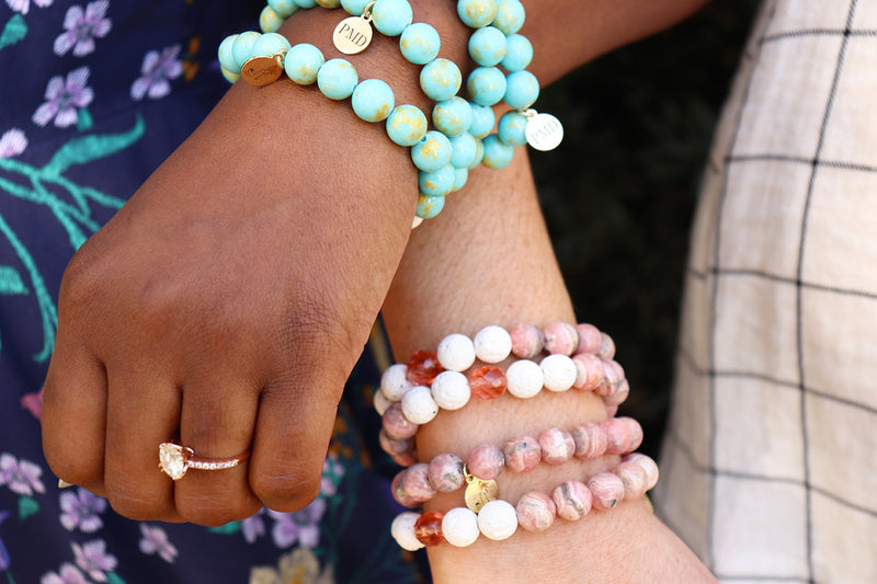 handmade personalized jewelry empowering women and girls with self-love
