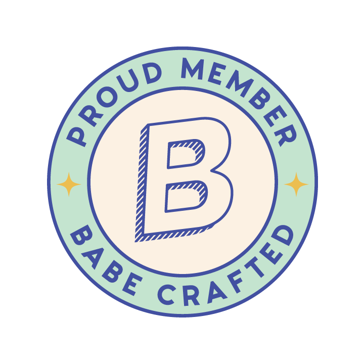 proud member of Babe Crafted