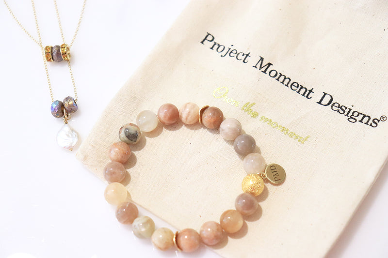 handcrafted jewelry in USA that gives back to empower women and girls
