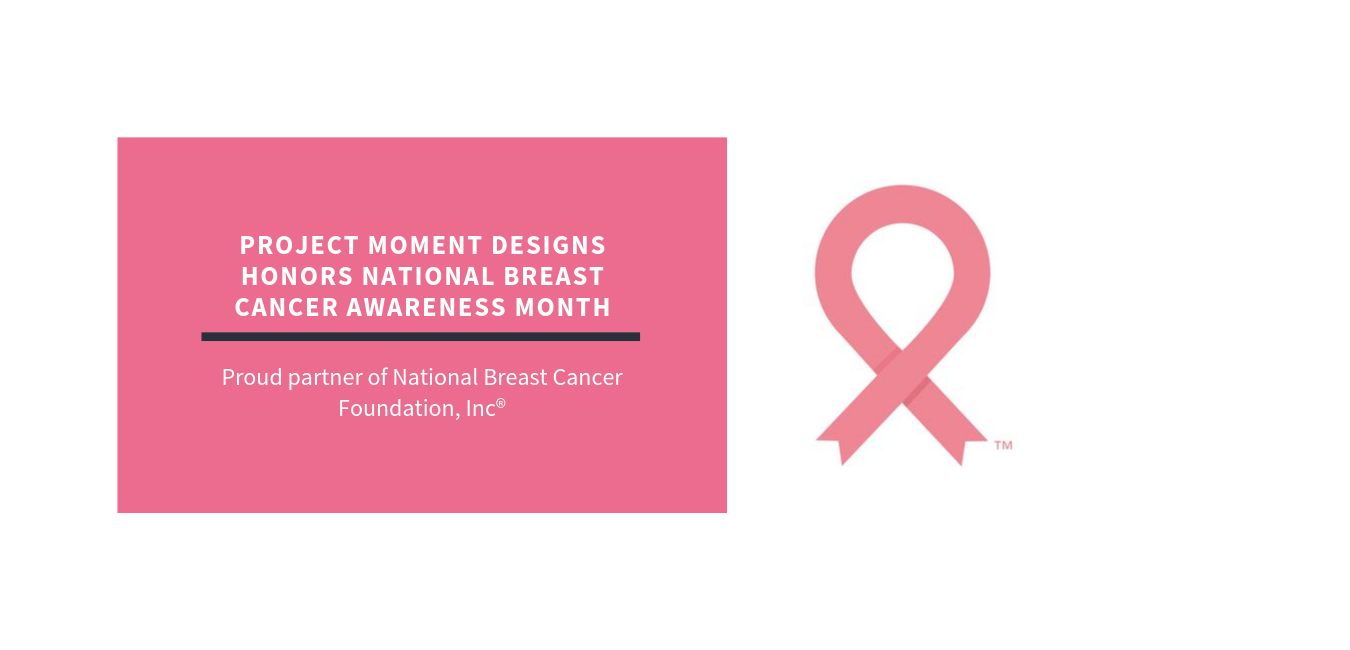 honoring National Breast Cancer Awareness Month