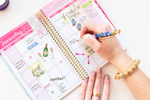 Bloom Daily Planners Interview Blog Post