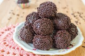 brigadeiro recipe for Valentine's Day