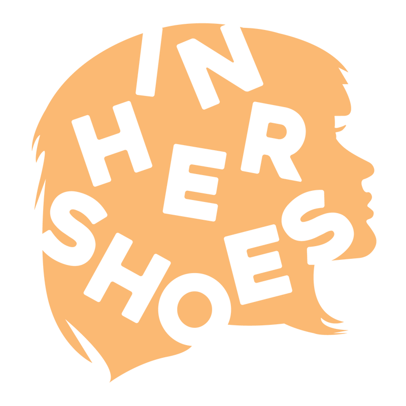 proud supporter of InHerShoes Movement