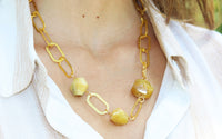 yellow-opal-gemstone-necklace-chain