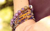 See The Goodness of Changes Lepidolite Bracelet