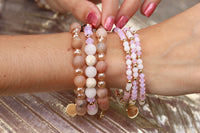 Allow Your Hope to Shine Crystal Bracelet