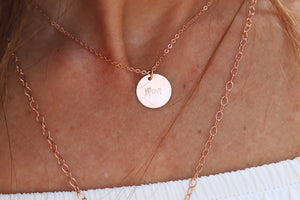 hand-stamped-charm-rose-gold-filled-necklace-dainty