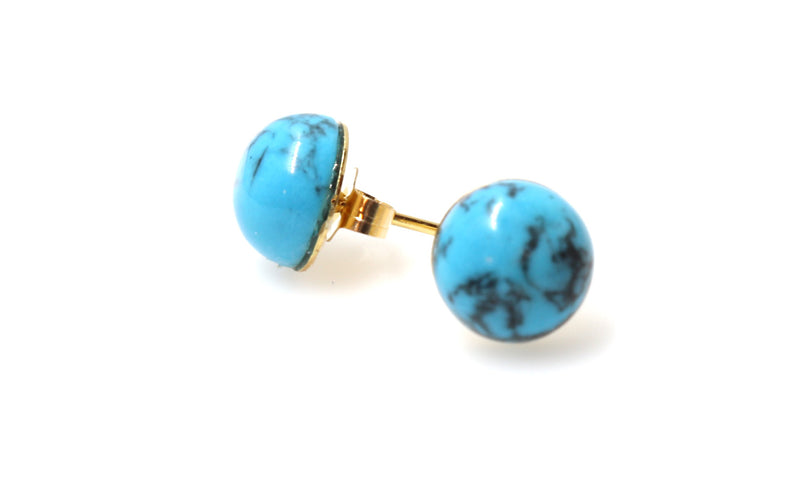 Turquoise blue earrings spring 2019 collection for women