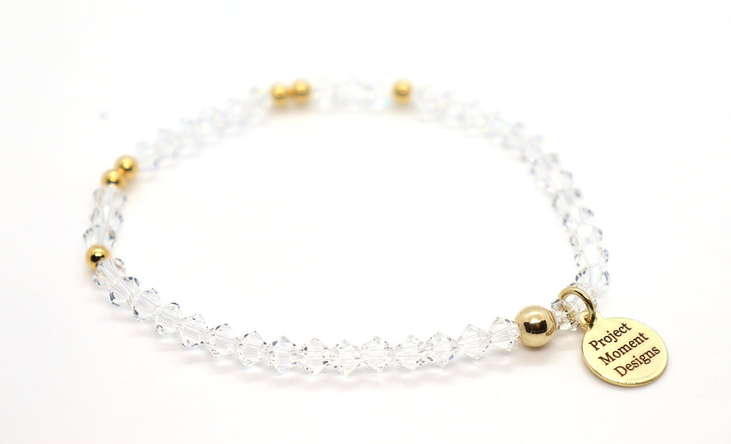 clear-swarovski-crystal-bracelet-handmade-for-women