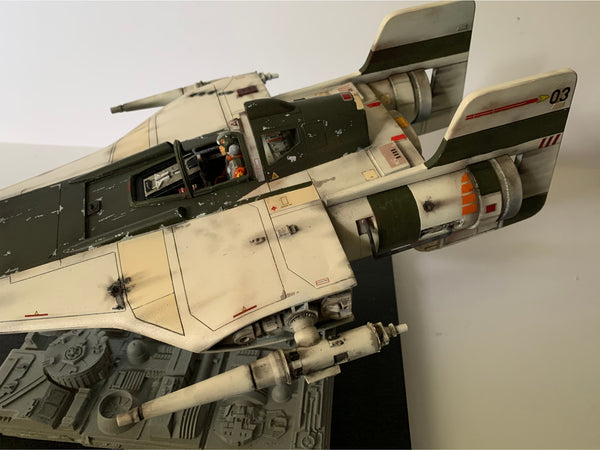 A-Wing Studio Scale