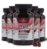 CoQ10 Capsules - 5 Bottle
