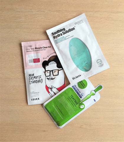 kviser sheet mask