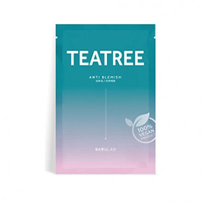 Barulab The Clean Vegan Tea Tree Mask