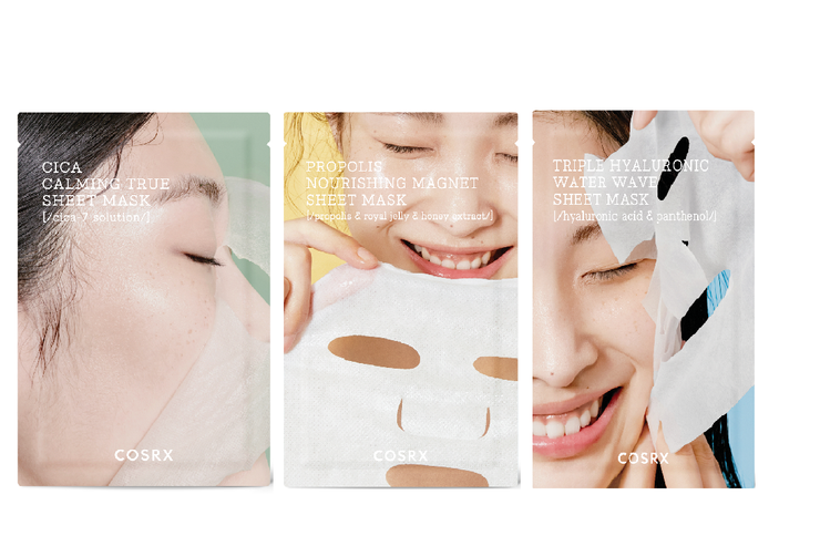 COSRX Sheet mask set