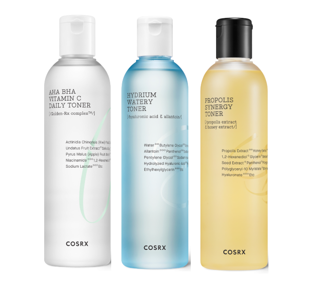 COSRX Toner mini set