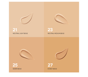 Missha, Magic Cushion Cover Lasting SPF50+/PA+++ (No.23) Special Set