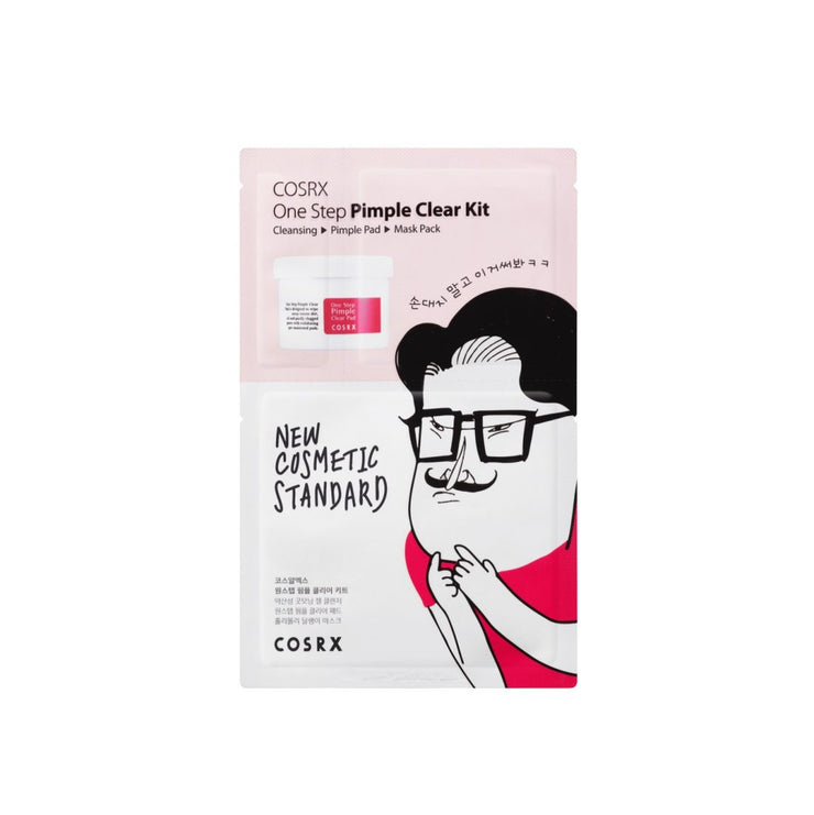 COSRX, One Step Pimple Clear Kit