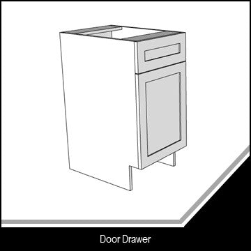 Standard Shaker Door Drawer