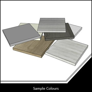 Cabinet Sample Colours