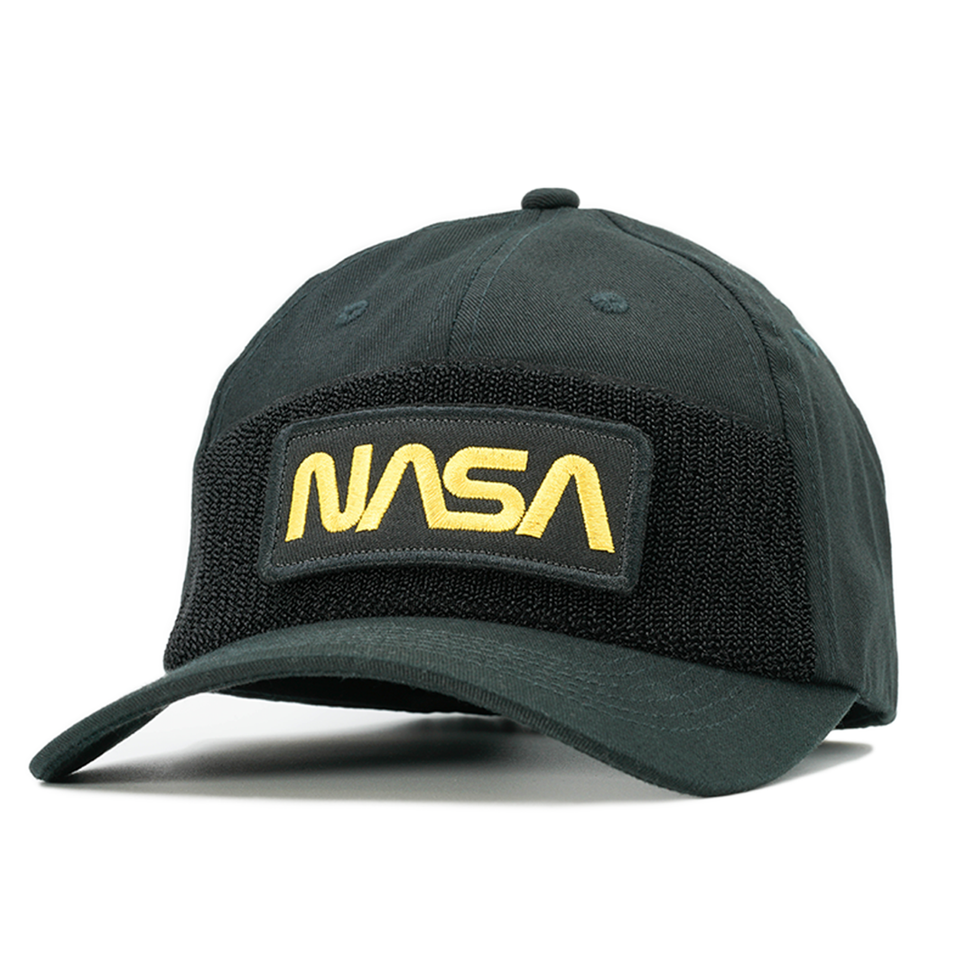 Interchangeable NASA Embroidery Patch