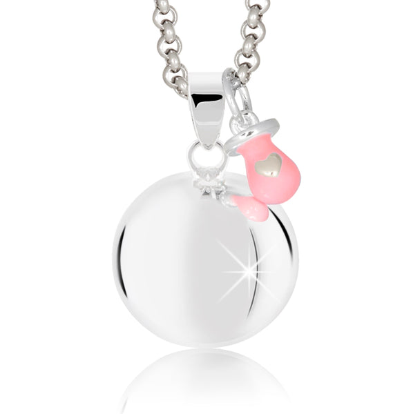 Harmony Ball Pink Pacifier