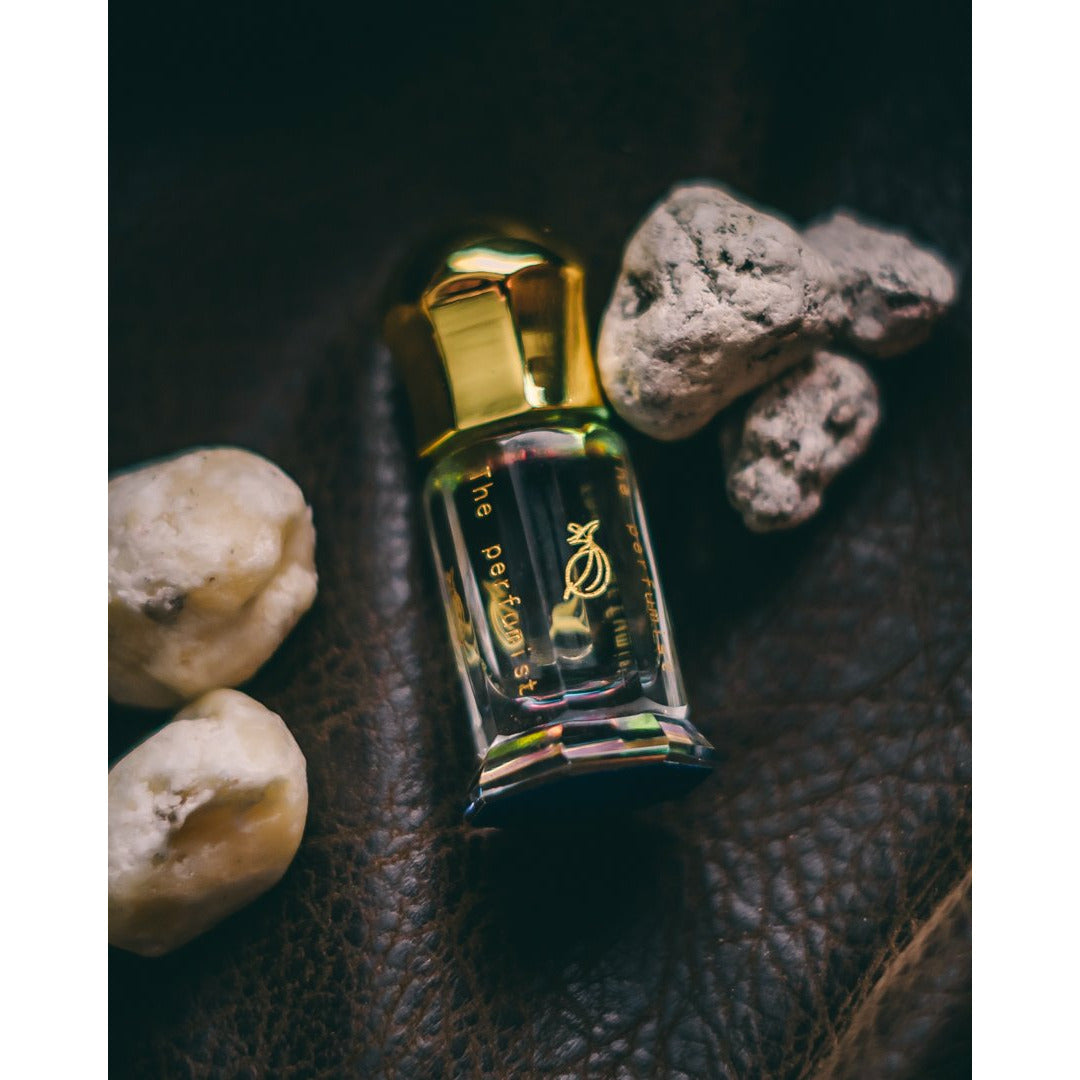 AMBR W - Royal white ambergris Oil 100% natural (THE BEST IN THE WORLD) - theperfumist - the house of the perfumist - royal attar